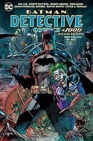 디텍티브 코믹스 #1000 디럭스 에디션