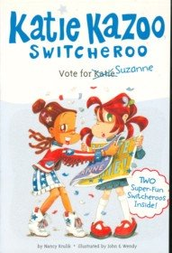 Katie Kazoo Switcheroo Super Special : Vote for Suzanne (Paperback)