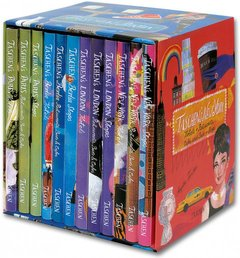 "<font title=""TASCHEN 4 Cities - 12 Vol. in Box (Paperback)"">TASCHEN 4 Cities - 12 Vol. in Box (Paper...</font>"