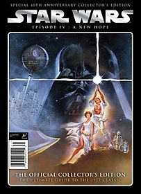 """<font title=""""Star Wars - a New Hope (Hardcover / Collector"""