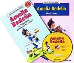 Amelia Bedelia - I Can Read Book Workbook Set Level 2 (Paperback + Workbook + CD)