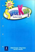 """<font title=""""Superkids Level 2 - Teacher"""