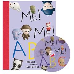 노부영 세이펜 Me! Me! ABC (Paperback+CD)