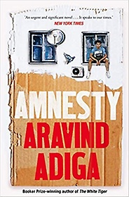 Amnesty: Aravind Adiga (Paperback)