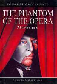"""<font title=""""The Phantom of the Opera (Library Binding) """">The Phantom of the Opera (Library Bindin...</font>"""