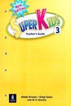 """<font title=""""Superkids Level 3 - Teacher"""