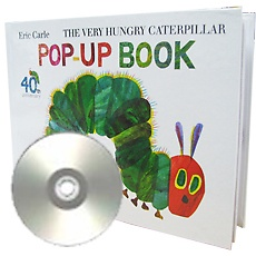 """<font title=""""The Very Hungry Caterpillar (Pop-Up Book/ Hardcover) """">The Very Hungry Caterpillar (Pop-Up Book...</font>"""