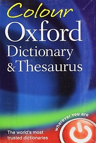 """<font title=""""Colour Oxford Dictionary & Thesaurus (Flexibound/ 3rd Revised Edition)"""">Colour Oxford Dictionary & Thesaurus (Fl...</font>"""