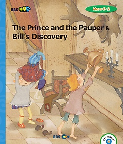 "<font title=""[EBS 초등영어] EBS 초목달 The Prince and the Pauper & Bill"
