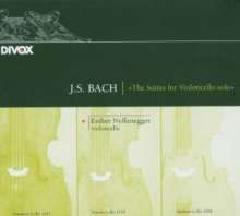 Esther Nyffenegger - 바흐: 무반주 첼로 모음곡 1번 - 6번 (Bach: Cello Suites Nos.1 - 6) (2CD)