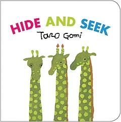 Hide and Seek (Hardcover / Board Book)