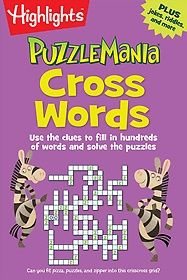 """<font title=""""Highlights Puzzlemania Cross Words (Paperback)"""">Highlights Puzzlemania Cross Words (Pape...</font>"""