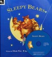 Sleepy Bears (Paperback+CD:1)