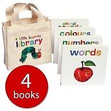 "<font title=""Very Hungry Carterpillar: Little Learning Library (Hardcover)"">Very Hungry Carterpillar: Little Learnin...</font>"