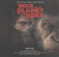 """<font title=""""War for the Planet of the Apes (CD / Unabridged)"""">War for the Planet of the Apes (CD / Una...</font>"""