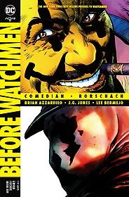 비포 왓치맨: 코미디언/로어셰크