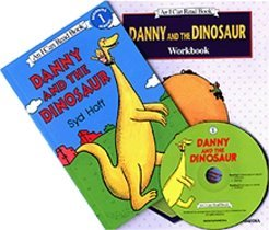 Danny and the Dinosaur - I Can Read Book Workbook Set Level 1 (Paperback + Workbook + CD)
