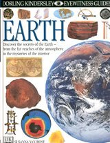 Earth - DK Eyewitness Guides (Hardcover)