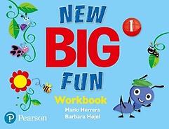 Big Fun Refresh 1 (WB & CD Pack)