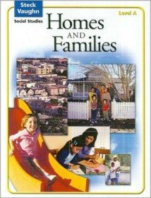 "<font title=""Steck-Vaughn Social Studies Level A : Homes and Families (Paperback)"">Steck-Vaughn Social Studies Level A : Ho...</font>"