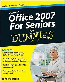 "<font title=""Microsoft Office 2007 for Seniors for Dummies (Paperback) "">Microsoft Office 2007 for Seniors for Du...</font>"
