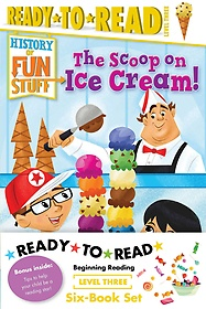 """<font title=""""History of Fun Stuff Ready-to-read Value Pack (Paperback)"""">History of Fun Stuff Ready-to-read Value...</font>"""