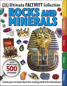 """<font title=""""Rocks and Minerals Ultimate Factivity Collection (Paperback)"""">Rocks and Minerals Ultimate Factivity Co...</font>"""