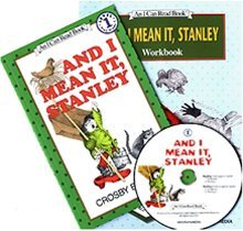 And I Mean It, Stanley - I Can Read Book Workbook Set Level 1 (Paperback + Workbook + CD)
