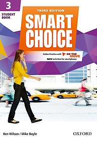 "<font title=""Smart Choice Level 3: Student Book with Online Practice and on the Move (Paperback/3rd Ed.)"">Smart Choice Level 3: Student Book with ...</font>"