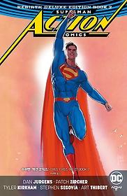 """<font title=""""슈퍼맨 : 액션 코믹스: 리버스 디럭스 에디션 BOOK 2"""">슈퍼맨 : 액션 코믹스: 리버스 디럭스 에디...</font>"""