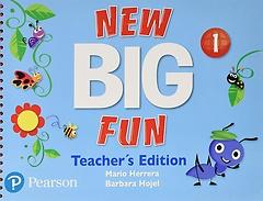 Big Fun Refresh 1 (Teacher's Edition)