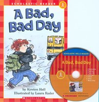 A Bad Bad Day - Scholastic Hello Reader CD Set 1-4 (Paperback+Audio CD)