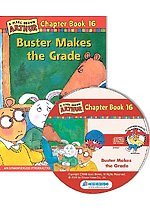 Arthur Chapter Book 16. Buster Makes the Grade (Paperback + CD)