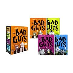 The Bad Guys: The Bad Box 1~4권