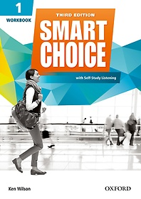 "<font title=""Smart Choice Level 1: Workbook with Self-Study Listening (Paperback/3rd Ed.)"">Smart Choice Level 1: Workbook with Self...</font>"