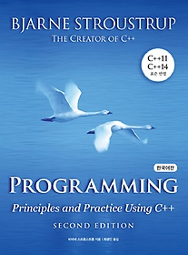 "<font title=""Programming: Principles and Practice Using C++ (Second Edition) 한국어판"">Programming: Principles and Practice Usi...</font>"