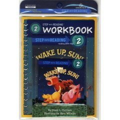 Wake Up, Sun! - Step Into Reading 2 (Paperback+Workbook+CD)
