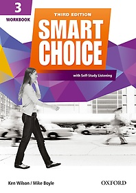 """<font title=""""Smart Choice Level 3: Workbook with Self-Study Listening (Paperback/3rd Ed.)"""">Smart Choice Level 3: Workbook with Self...</font>"""