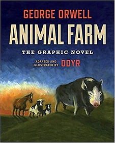 "<font title=""Animal Farm : The Graphic Novel (Hardcover)"">Animal Farm : The Graphic Novel (Hardcov...</font>"