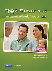 가족치료 - 핵심개념과 실제적용