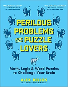 """<font title=""""Perilous Problems for Puzzle Lovers: Math, Logic & Word Puzzles to Challenge Your Brain (Paperback)"""">Perilous Problems for Puzzle Lovers: Mat...</font>"""