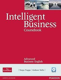 "<font title=""Intelligent Business: Advanced Coursebook (Paperback+CD)"">Intelligent Business: Advanced Courseboo...</font>"