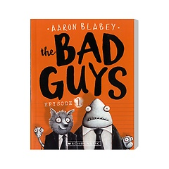 The Bad Guys 1: The Bad Guys (Paperback)