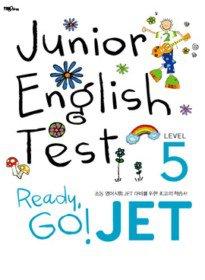 "<font title=""Junior English Test Ready Go! JET Level 5"">Junior English Test Ready Go! JET Level ...</font>"
