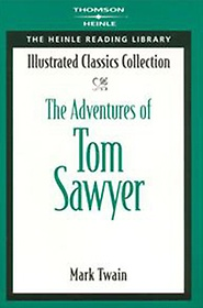 "<font title=""Heinle Reading Library - The Adventures of Tom Sawyer (Paperback)"">Heinle Reading Library - The Adventures ...</font>"