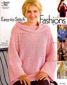 Easy-to-stitch Fashions (Paperback)