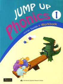 JUMP UP Phonics 1 - Workbook