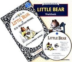 Little Bear - I Can Read Book Workbook Set Level 1 (Paperback + Workbook + CD)