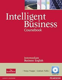 "<font title=""Intelligent Business: Intermediate Coursebook (Paperback+CD)"">Intelligent Business: Intermediate Cours...</font>"