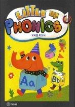 Little Phonics 1 : Teacher's Guide (Paperback)